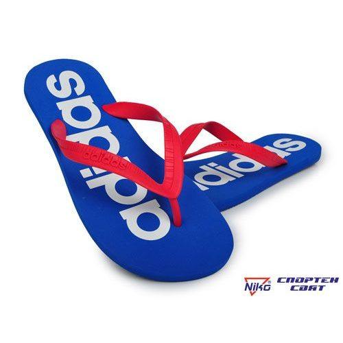 Аdidas Neo Flip Flop Sn63 AW4536 (222295 Blue)