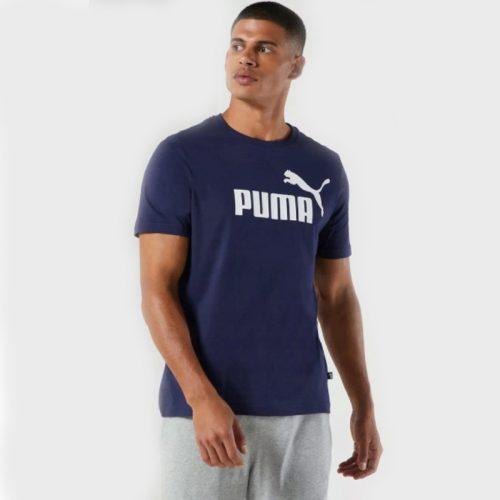Puma Essential Small Logo Tee (586666 06)