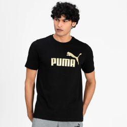 Puma Essentials+ Logo Execution Tee (586758 01)
