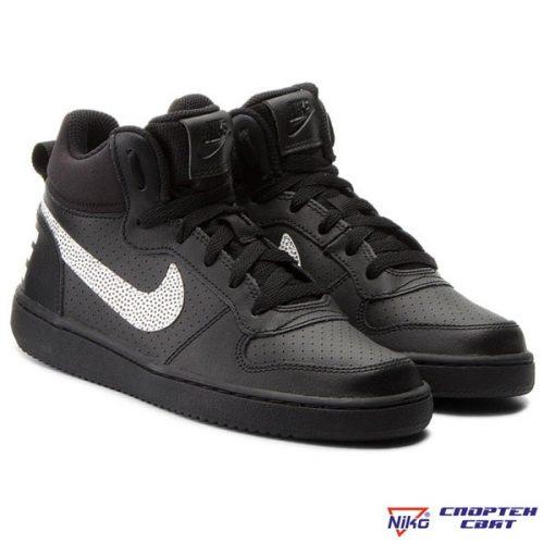 Nike Court Borough Mid GS (839977 006)