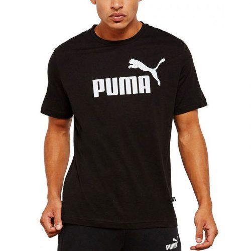 Puma Essentials Logo Tee (851740 01)
