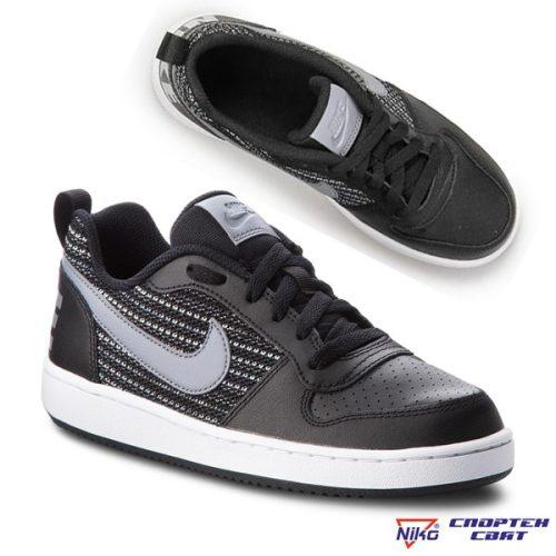 Nike Court Borough Low GS (AA2902 002)