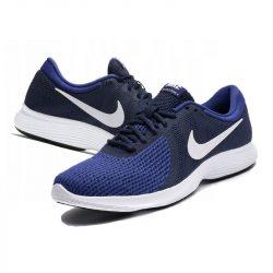 Nike Revolution 4 Eu (AJ3490 414) Мъжки Маратонки