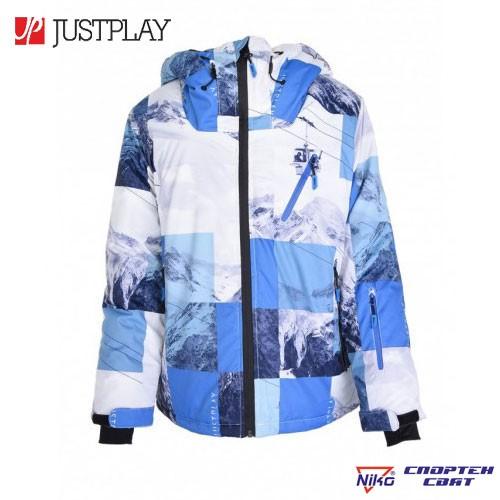 Мъжкo Ски Яке JUST PLAY (B1315-2) BLUE