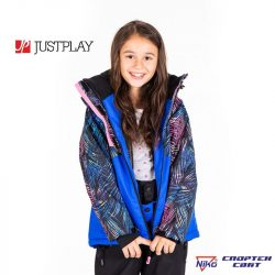 Детско Ски Яке JUST PLAY (B4325) Blue