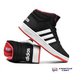 Adidas Hoops Mid 2.0 K (B75743)