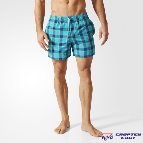Adidas Check  Shorts (BJ8793)