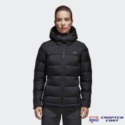 Adidas Helionic Down Hooded Jacket (BQ1935)
