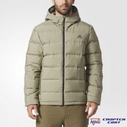 Adidas Helionic Hooded Down Jacket (BQ2004)