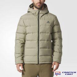 Adidas Helionic Hooded Down Jacket (BQ2004)
