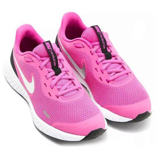 Nike Revolution 5 GS (BQ5671 610) Юношески Маратонки