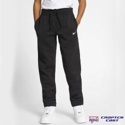 Nike Older Kids Trousers (BQ8399 010) Юношеско долно