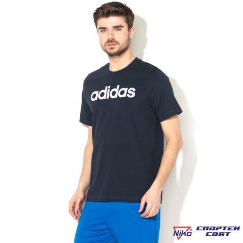 Adidas Essentials Linear Tee (DU0406) Мъжка Тениска