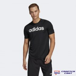Adidas D2M Cool Logo Tee (DU1246) Мъжка Тениска