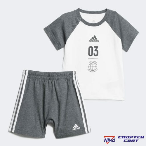 Adidas I LOGO SUM SET (DV1237) Бебешки к-т