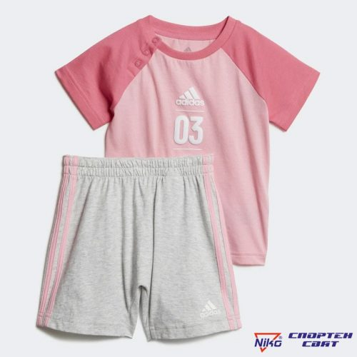 Adidas Summer Set (DV1239) Бебешки к-т
