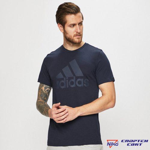 Adidas Must Haves Badge of Sport Foil Tee (EB5245) Мъжка Тениска