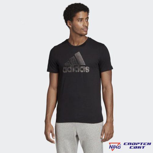Adidas Must Haves Badge of Sport Foil Tee (ED7256) Мъжка Тениска