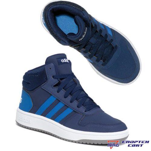 Adidas Hoops 2.0 Mid K (EE6707)