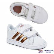 Adidas Grand Court Schuh (EF0116)