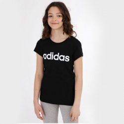 Adidas Essentials Linear Logo Tee (EH6173) Детска тениска