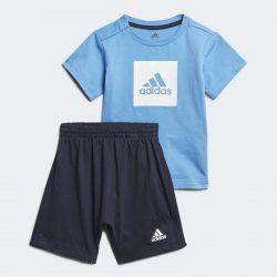 Adidas Logo Summer Set (FM6377) Бебешки к-т