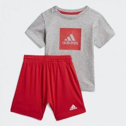 Adidas Logo Summer Set (FM6378) Бебешки к-т