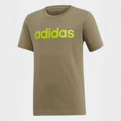 Adidas Essentials Linear Logo Tee (FM7042) Детска тениска