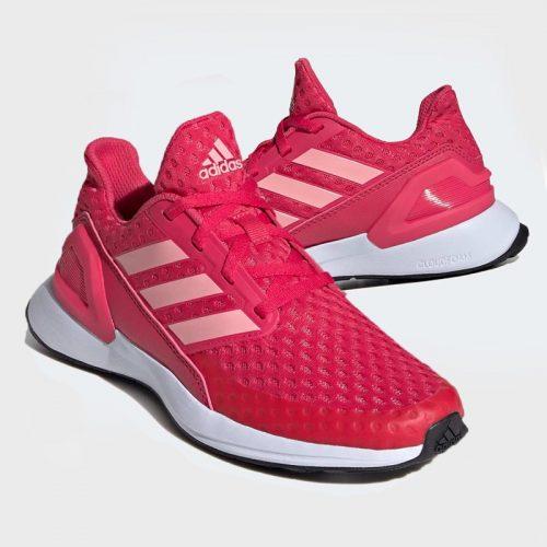 Adidas RapidaRun Foundation J (FV4102) Юношески Маратонки