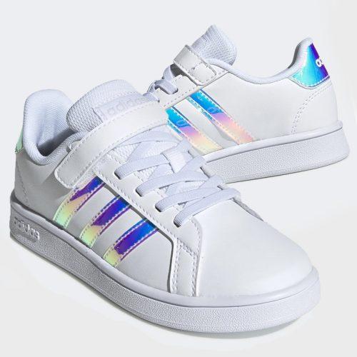 Adidas Grand Court C (FW1275) Детски Маратонки