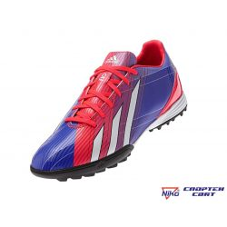 Adidas F10 Messi Youth Turf Soccer Shoes ( G97734)