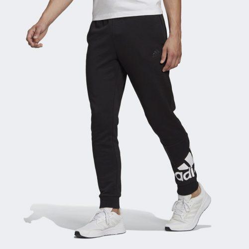 Adidas Essentials Logo Black (GK8968) Мъжко долнище