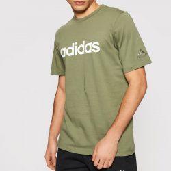Adidas Essentials Linear Logo Tee (GL0059) Мъжка Тениска