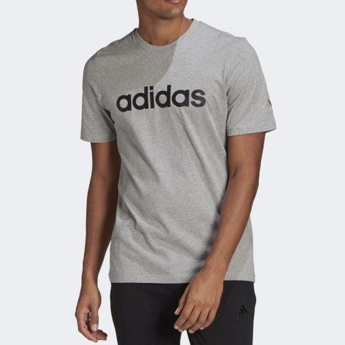 Adidas Essentials Linear Logo Tee (GL0060) Мъжка Тениска