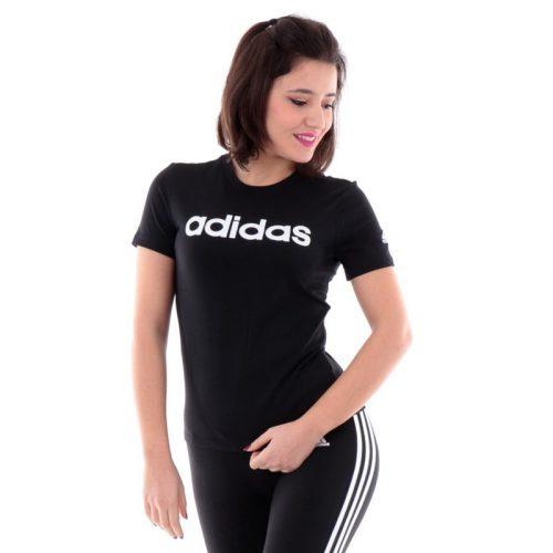 Adidas Essentials Slim Logo Tee (GL0769) Дамска тениска