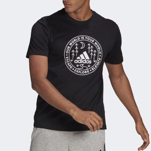 Adidas Explore Nature Graphic (GL2840) Мъжка Тениска