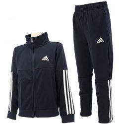 Adidas 3-Stripes Team Tracksuit (GM8913) Юношески анцуг