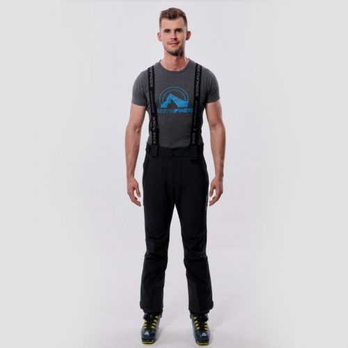 NORTHFINDER Мъжки Ски Панталони HARSY (NO-3654SNW) 269 black