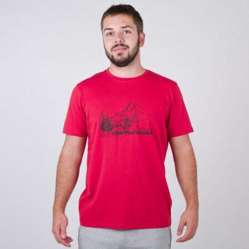 NORTHFINDER Мъжка Тениска (TR-3539OR) 360
