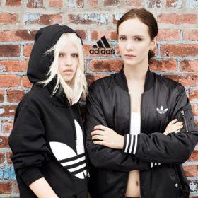 Дамски Суичъри Adidas