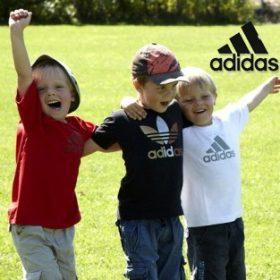 Детски Суичъри и Тениски Adidas