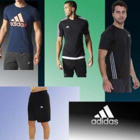 Мъжки спортни тениски  Adidas