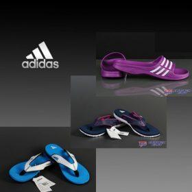 Дамски Джапанки Adidas