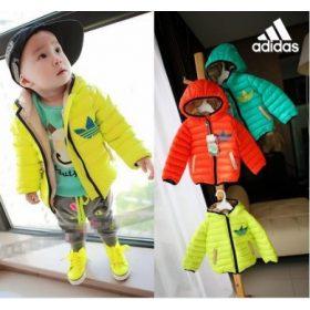 Детски Якета Adidas